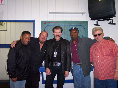 Booker T and the MG's with Pat St.John